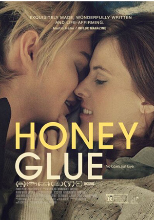 "James Bird Talks About ""Honeyglue"" And Filmmaking"