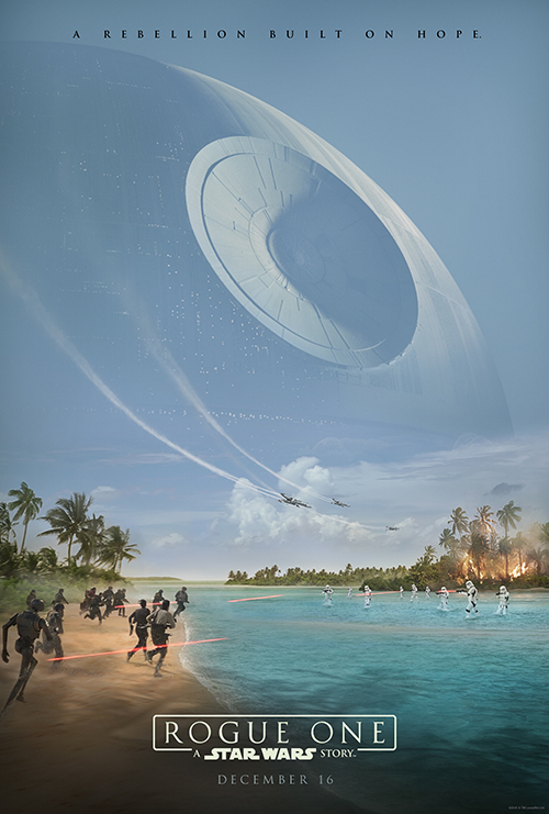 Rogue One Teaser on equality365.com