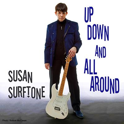 Susan Surftone Talks New Music, Elvis, Debbie Harry And The Beatles
