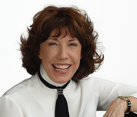 Lily Tomlin Returns To Tulalip Casino This Weekend