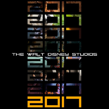 Disney Motion Pictures 2017 Slate