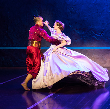 """The King and I"" Conquering Seattle Audiences Soon"