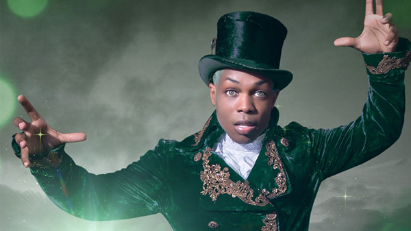 "Todrick Hall ""Straight Outta Oz"" In Seattle"