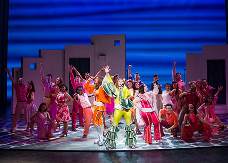 """Mamma Mia!"" Farewell Tour Sings Its Way Into Seattle"