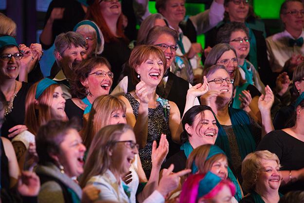 Seattle Women's Chorus in concert