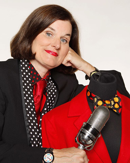 Paula Poundstone Takes Over The Moore Theatre