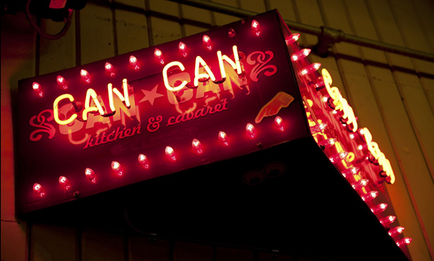 Can Can Cabaret