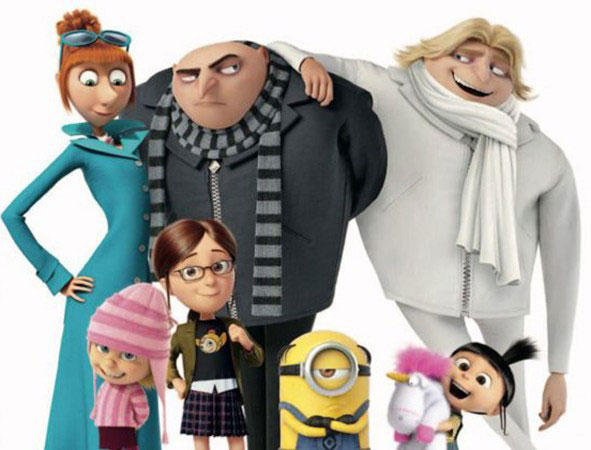 """Despicable Me 3"" Hitting Theaters June 30th"