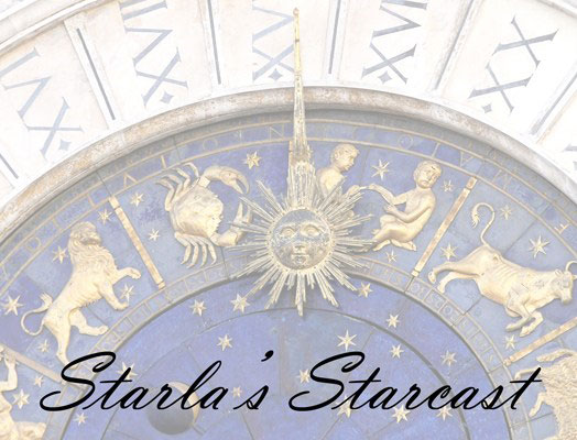 Starla's Starcast July 21st to August 21, 2017