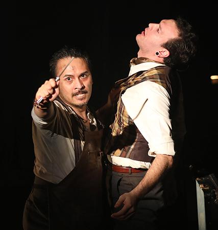 "ArtsWest Playhouse Unleashes ""Sweeney Todd: The Demon Barber of Fleet Street"""
