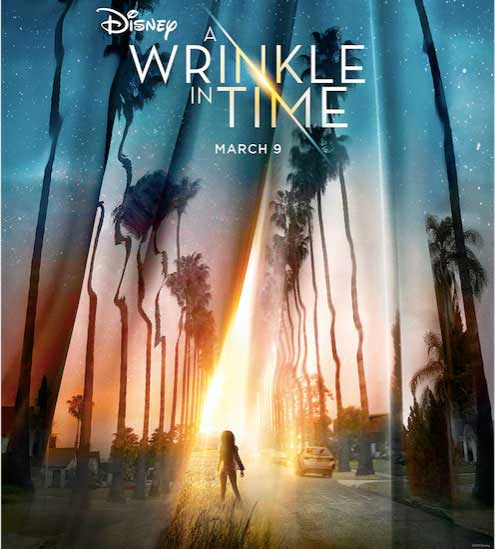 Disney&#8217;s <em>A Wrinkle In Time</em> First Look Teaser Trailer