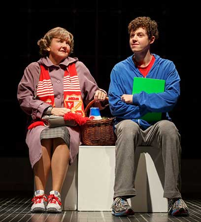 <em>The Curious Incident of the Dog in the Night-Time</em> At Seattle&#8217;s Paramount Theatre