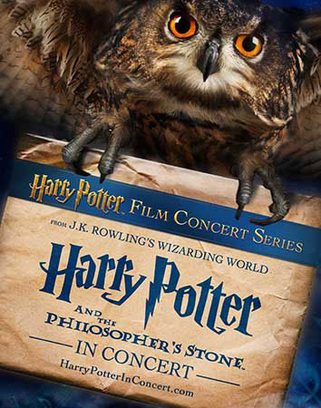 Harry Potter and the Sorcerer's Stone™ in Concert Enchants Seattle
