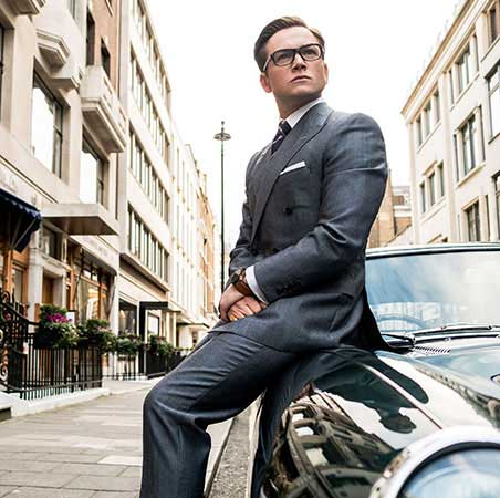 """Kingsman: The Golden Circle"" Serves Up Clashes, Crashes & Curveballs"