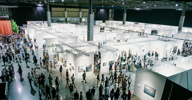 Seattle Art Fair 2015 on equality365.com