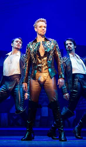 "Catch ""Something Rotten!"" At Seattle's 5th Avenue Theatre"