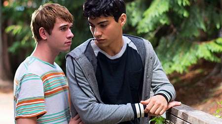 Something Like Love / TWIST Seattle Queer Film Festival