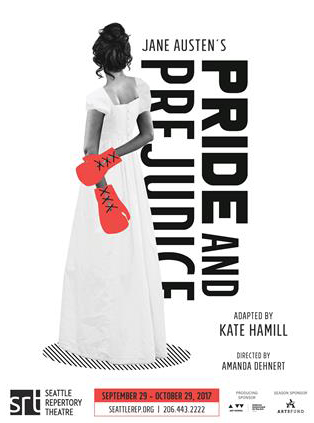 Seattle Rep&#8217;s <em>Pride And Prejudice</em> West Coast Premiere