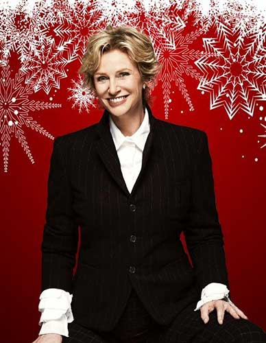 "Jane Lynch Brings ""A Swingin' Little Christmas"" To The Triple Door In Seattle"