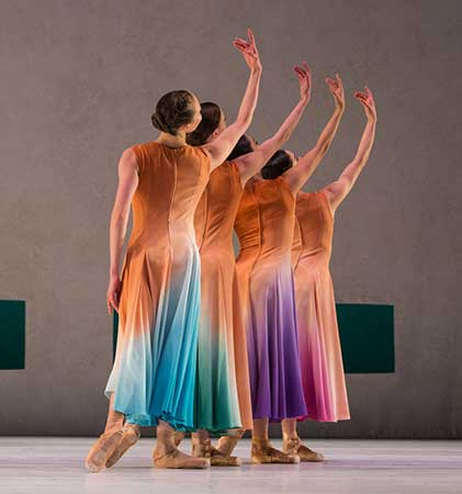 "PNB's ""Her Story"" A Grand Celebration Of Women Choreographers"