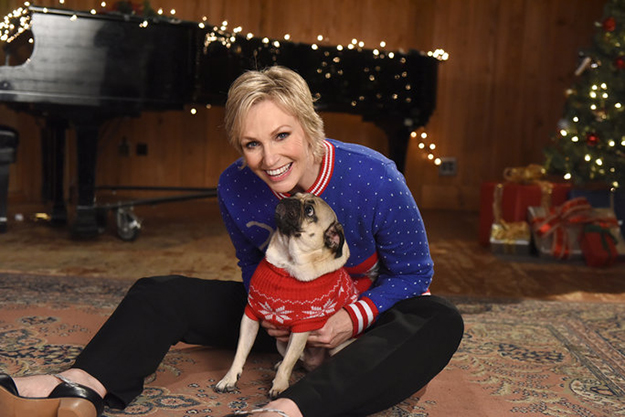 Jane Lynch A Swingin' Little Christmas