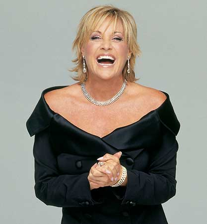 Lorna Luft:  On Her Family, Irving Berlin And Performing In <em>Holiday Inn</em> At The 5th Avenue Theatre