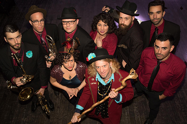 Squirrel Nut Zippers at The Triple Door