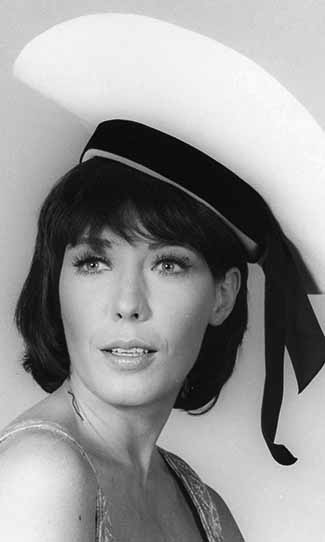 Lily Tomlin in the 1970's