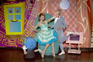 Pee Wee's Burlesquehouse