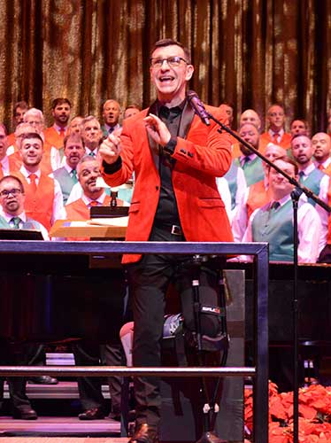 Seattle Men&#8217;s Chorus Spices Up The Season With <em>A Sassy Brassy Holiday</em> Show