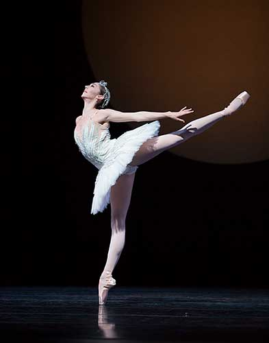 Swan Lake at Pacific Northwest Ballet on equality365.com