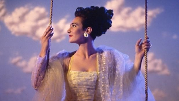 k.d. lang as Miss Chatelaine (1992) on equality365.com