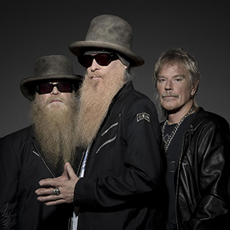 ZZ Top Chateau Ste Michelle 2018 Summer Concert Series