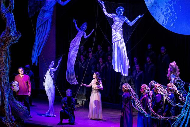 Seattle Symphony presents a night of Stravinsky including Persephone