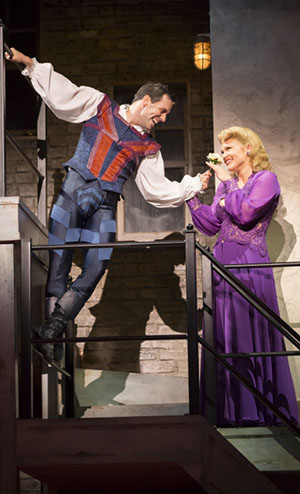 Robyn Hurder and Clyde Alves in the Shakespeare Theatre Company Production of Kiss Me, Kate (Photo Credit Scott Suchman) on equality365.com