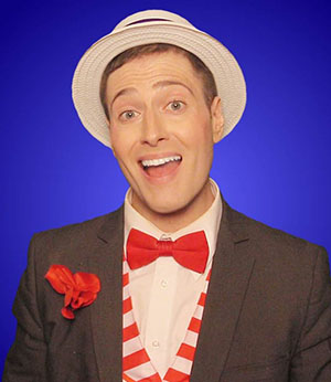 Randy Rainbow interview on Equality365