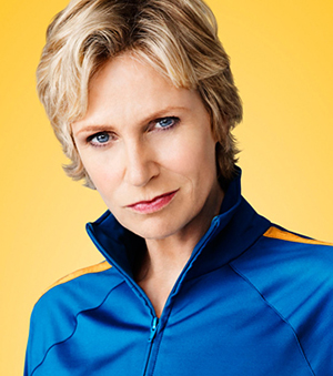 Jane Lynch at Broadway Center Tacoma