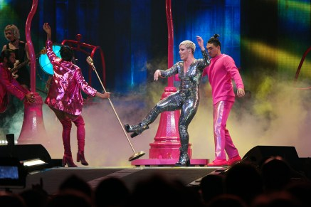 pink beautiful trauma tour review 12 on equality365.com