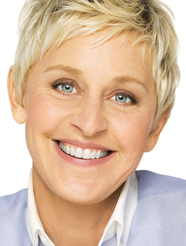 Ellen DeGeneres Set To Film Netflix Series At Seattle's Benaroya Hall