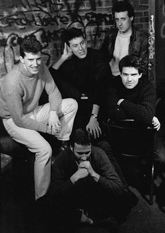 Lloyd Cole and the Commotions (1987ish)