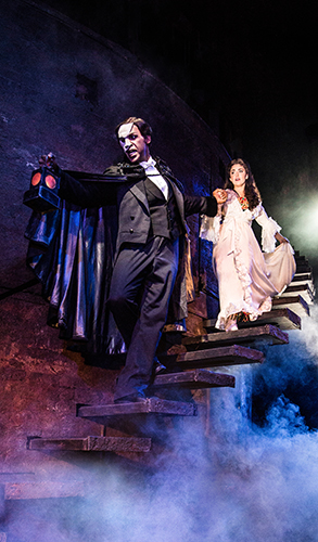 The Phantom of the Opera in Seattle
