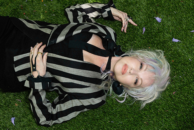 Cyndi Lauper 2018 (photo by Amber Sterling) interview on Equalit365.com