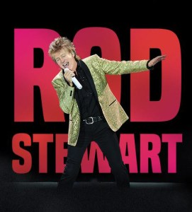 Rod Stewart W/ Special Guest Cyndi Lauper at Sunlight Supply Amphitheater