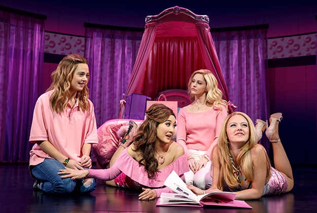 Broadway at The Paramount from Mean Girls the Musical