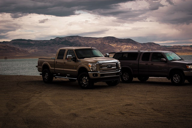 Size Matters - How To Buy A Pickup Truck