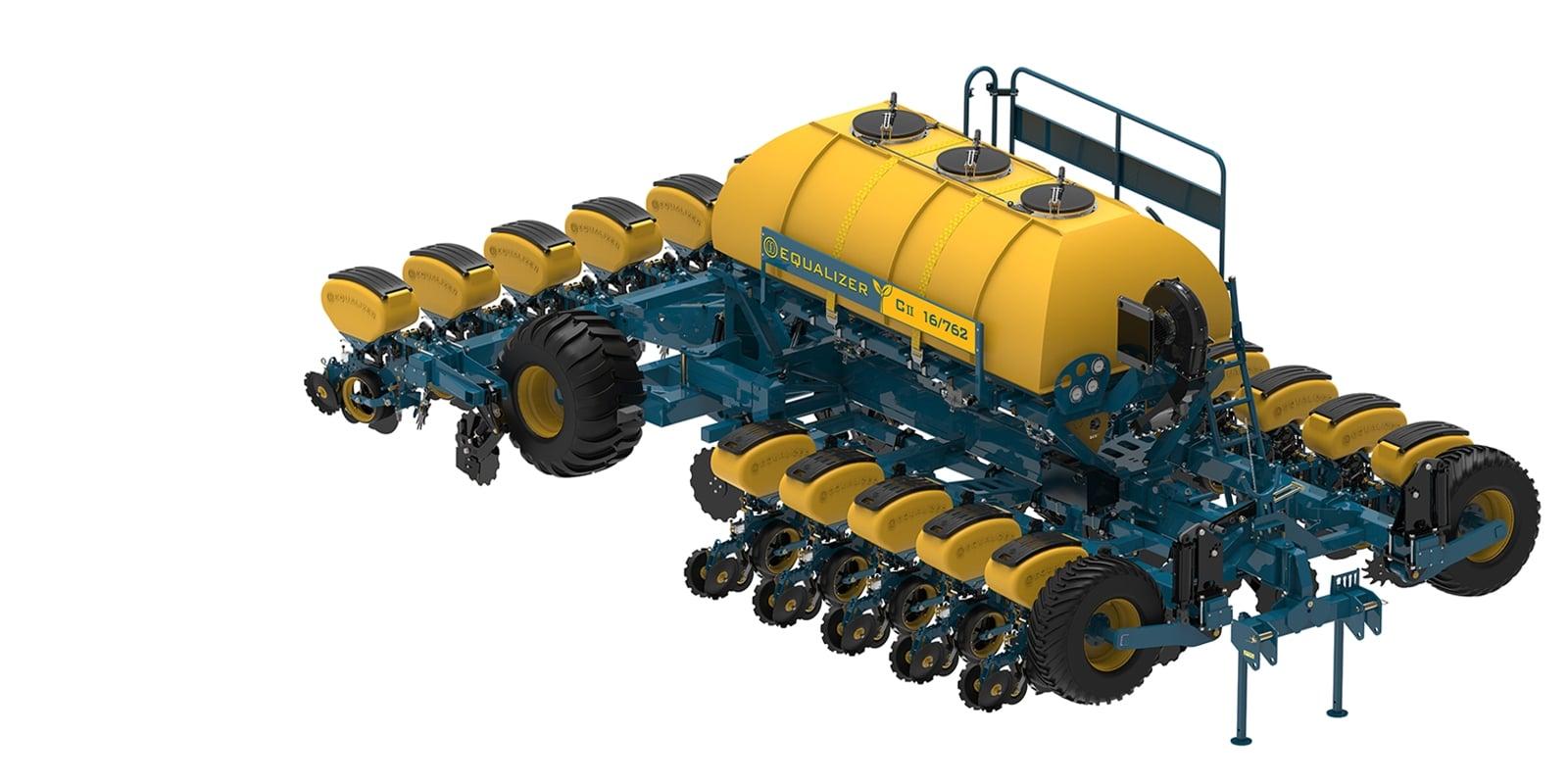 Equalizer Pre-Till Precision CII Planter | www.equalizer.co.za