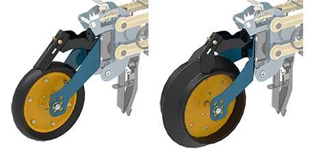 Equalizer Min-Till Tine Seeder Closing wheels | www.equalizer.co.za
