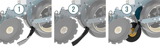 Equalizer Precision Planter firmers | www.equalizer.co.za