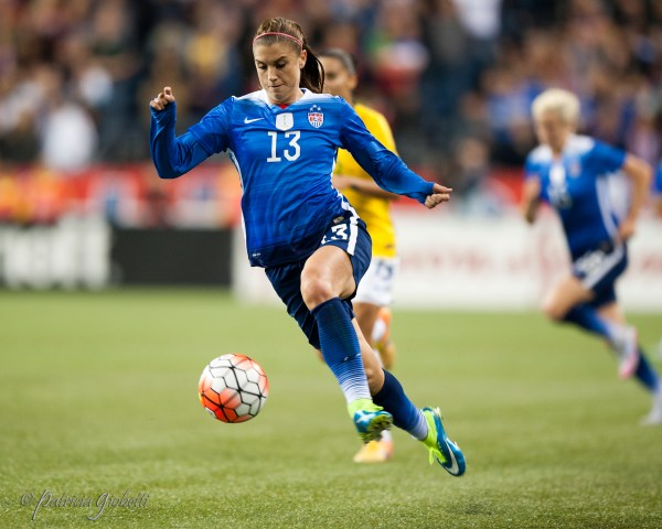 Morgan optimistic about '16 for USWNT, Pride – Equalizer ...