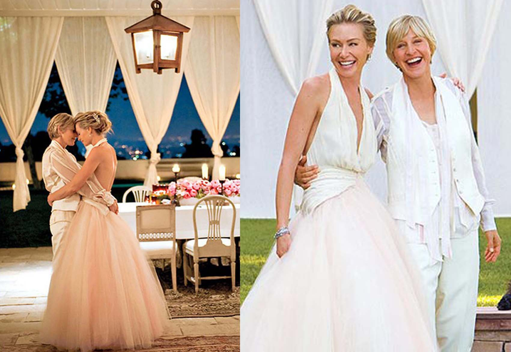 5 Celebrity Lesbian Couples Whose Relationships We Admire
